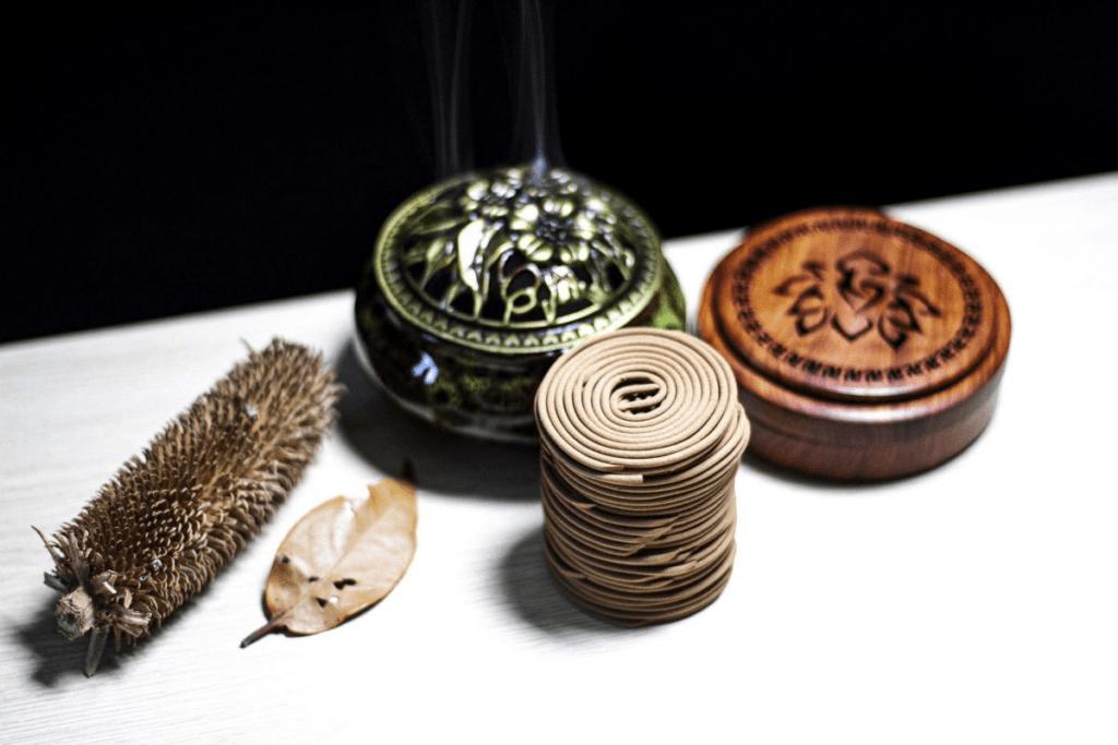 Nhang Vòng Trầm Hương Bảo Trầm | Nhang khoanh - trầm hương tự nhiên - Bảo Trầm