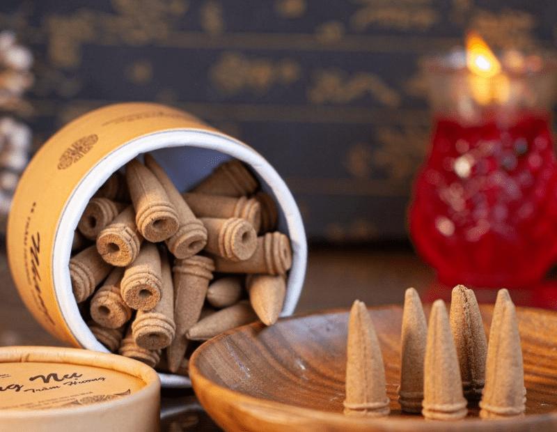 Nhang Trầm Hương giá bao nhiêu và mua ở đâu -Nhang trầm - trầm hương tự nhiên - Bảo Trầm