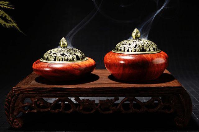Ý nghĩa của việc xông Nhang Trầm Hương ngày tết | Nhang trầm - trầm hương tự nhiên - Bảo Trầm