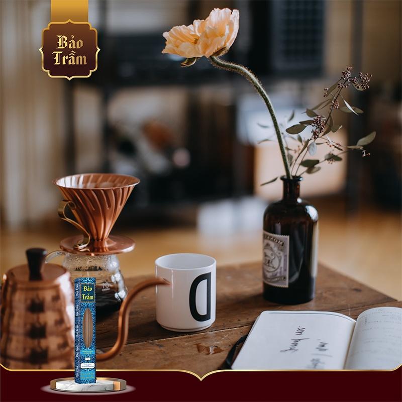 Hương Thượng Phẩm của Bảo Trầm có gì đặc biệt   Bảo trầm   Nhang trầm - trầm hương nguyên chất